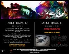 Alunah on the Falling Down IIV Compilation amongst Pelican and Julie Christmas!