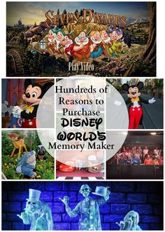 """On our recent trip to Disney World, we utilized the Disney World Memory Maker. The question that went through my mind as I am sure it does in everyone's mind is; """"Is it worth it?"""". When you first look at the price of this it may be a little bit of a sticker shock to [...]"""