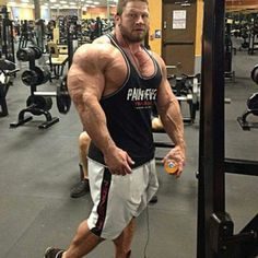 addicted2muscl:  @joelthomas_ifbb  10 Weeks Out From The Tampa Pro. Dude's A BEAST!!!!  Join My Muscle Army!  http://www.addictedtomuscles.com/http://sucka4muscles.blogspot.com/  Muscle Flexing Videoshttps://sellfy.com/Sucka4Muscles  You Tube: Sucka4Muscles Facebook: addicted2muscle Twitter: Addicted2Muscl Instagram: allaboutthemuscle Tumblr: addicted2muscl  It's ALL About The Muscle!  #muscleworship #bodybuilding #muscle #flexing #alpha #gorillamuscle #muscular #bros #posing…