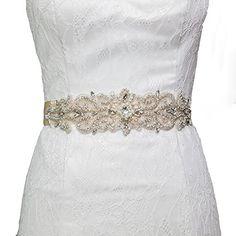 Azaleas Women's Crystal Beaded Sash Belts,Champagne azaleas http://www.amazon.com/dp/B00V63YHHM/ref=cm_sw_r_pi_dp_-OCkvb12SNBPN