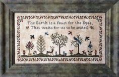 The-Earth-is-a-Feast-Cross-Stitch-Pattern-by-MILADYS-NEEDLE-Sampler