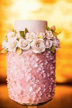 Featured Photographer: Purple Tree Photography; Wedding cake idea