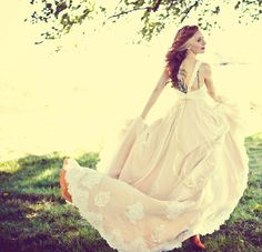 Eco Chic Wedding Dresses That Are Far From Frumpy