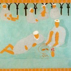 Henri Matisse - Café Arabe
