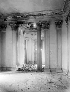 Belle Grove Plantation Floor Plan | Belle Grove Plantation Mansion, White Castle Louisiana Pictures 4