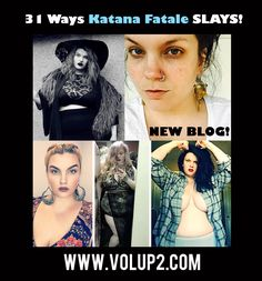 New Blog entry featuring KATANA FATALE