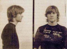 Ficha Policial Kurt Cobain