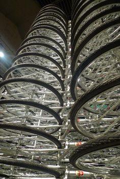 Ai Weiwei - Stacked - Paris, for Galleria Continua at 104 Centquatre Paris