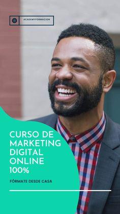 Marketing Digital. Modalidad Online 100% | #curso #marketing #digital #oferta #servicio #trabajo