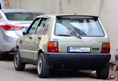 Fiat Uno 55 Fiat Uno, Car Tools, Cars And Motorcycles, Diesel, Classic Cars, Racing, Mini, Design Cars, Autos
