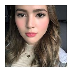 Filipina, Everyday Makeup, Celebs, Celebrities, Pretty Face, Girl Crushes, Pretty Girls, The Balm, Cool Hairstyles