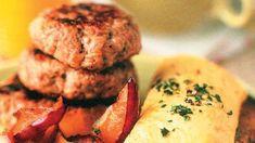 Raňajkové burgery | Recepty.sk