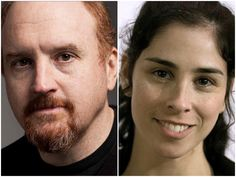 See Sarah Silverman and Louis C.K. at the Oddball Comedy Festival for $23