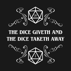 Anyone ever have a Crit Success and Crit Failure or vice versa Back to Back comment below. Tabletop Rpg, Tabletop Games, Rpg Dice, Dnd Funny, D&d Dungeons And Dragons, Pathfinder Rpg, Thing 1, Cricut Creations, Pen And Paper