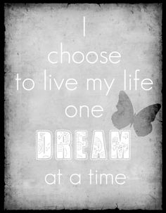 dreams quote #dreambig #believe #dreamoutloud