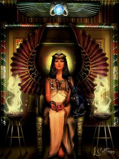 Triple Goddess | Mother Isis, the First Triple Goddess
