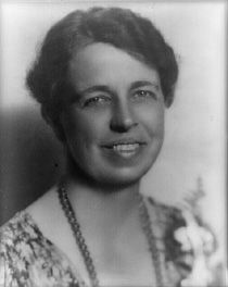 Eleanor Roosevelt, First Lady 1933-1945