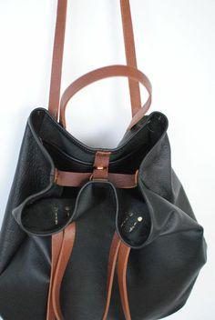 The Large Sari Bag