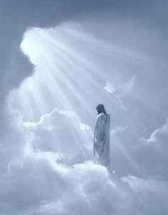 Angels of Heaven who bring Good Tidings from Heaven - Jesus Photo - Fanpop Images Of Christ, Pictures Of Jesus Christ, Jesus Bible, Bible Verses, Reincarnation Story, Jesus Photo, Spiritual Images, Everlasting Life, Family Quotes