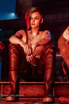 Cyberpunk Games, Cyberpunk 2077, Alternative Art, A Guy Who, Fashion Pictures, Cool Artwork, Game Art, Picture Video, Character Design