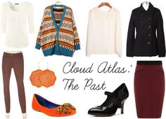 """""""Inspired By: Cloud Atlas (Past)"""" by sarastrauss on Polyvore"""