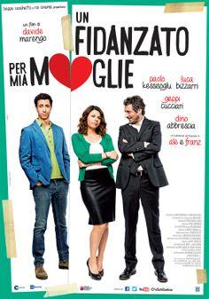 Un film di Davide Marengo. Con Paolo Kessisoglu, Geppi Cucciari, Luca Bizzarri, Dino Abbrescia, Francesco Villa.#film #cinema #locandina #