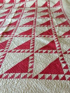 Amazing Antique / Vintage Quilt 1880's ?  With Outstanding Detailed Quilting, eBay, ocwm