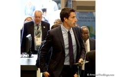 Tony Estanguet, Paris 2024 co-chair, at the IOC Session on Aug. 3 (ATR)