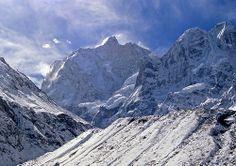 Nepal_1997_032 Jannu, from near Kambachen (KF-49) | Flickr - Photo Sharing!