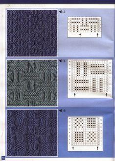 "Photo from album ""Burda special The Most Beautiful Patterns"" on – socken stricken Knitting Paterns, Knitting Charts, Knit Patterns, Free Knitting, Stitch Patterns, Knit Purl Stitches, How To Purl Knit, Beautiful Crochet, Beautiful Patterns"