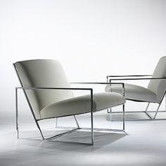 Lounge chair Milo Baughman