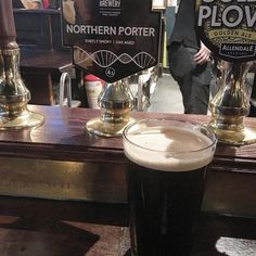 From @tynebankbrewery a smoked #northernporter nice touch of oak to this superb winter pint. #adventuresinale