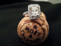 like this macro ring shot on the cork