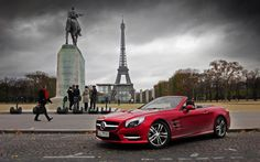 #Mercedes #Benz #SL500.