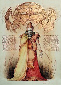 The Elder Scrolls Lore - The Dwemer Race concept art. The Elder Scrolls, Elder Scrolls Dwemer, Elder Scrolls Games, Elder Scrolls Skyrim, Elder Scrolls Online, Character Concept, Character Art, Concept Art, Character Design
