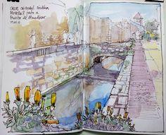 Muralles calle Cairuin by Fernando on Flickr