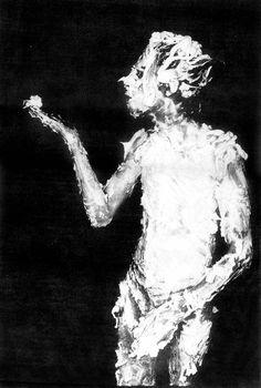 Fad Gadget (Frank Tovey) by Anton Corbijn