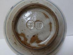 Thibaut Chague, Wenford Bridge Pottery - TC mark