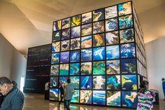 Museu do Amanhã Terra e os Cubos