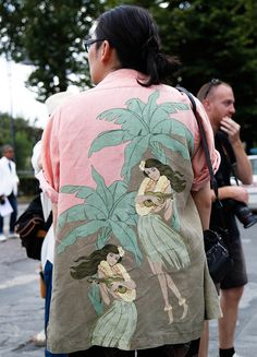 hypebeast: Pitti Uomo June 2016 - Part 2 Camisa Vintage, Chill, Textiles, Street Chic, Hypebeast, Style Icons, Style Me, Personal Style, Summer Outfits