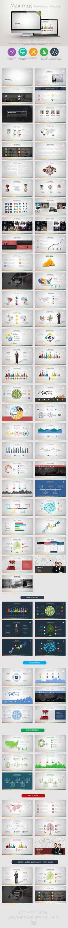 3 in 1 Bundle PowerPoint Template
