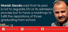 Read more: http://timesofindia.indiatimes.com/city/delhi/Unfair-to-taxpayers-if-kids-cant-study-in-DU-Manish-Sisodia/articleshow/28653479.cms