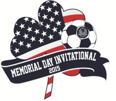 happy memorial day logo