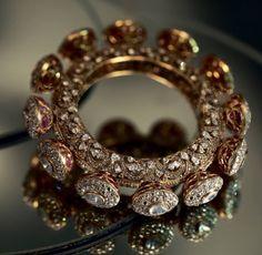 Two Tone Sterling Channel Diamond Bracelet – Finest Jewelry India Jewelry, Gold Jewelry, Jewelry Sets, Fine Jewelry, Jewelry Making, Bridal Bangles, Wedding Jewelry, Wedding Ring, Diamond Bracelets