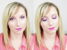Summer make-up inspired by the fruits of the forest  #makeup #summer