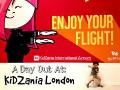 A Day Out at KidZania London by My Travel Monkey