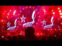 Clocks Coldplay (iHeartRadio Music Festival, Las Vegas, NV)