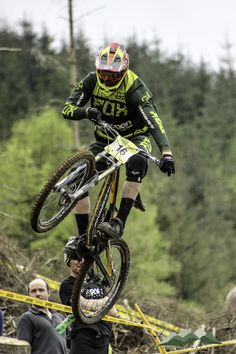 Pearce-Series DH Racing, 2014 Bala, Rider:Jay Williamson