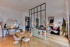 Appartement parisien 240m2- GCG Architectes
