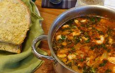 Soppakeittiön bouillabaisse |  masutoaitemu-blogi